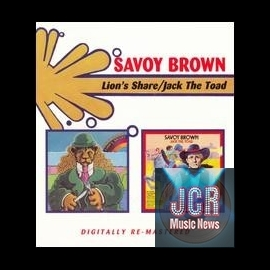 Lion's Share/Jack the Toad (2 CD)