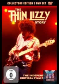 The Thin Lizzy Story (2 DVD IMPORT ZONE 2)