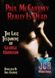 Paul McCartney Really Is Dead: The Last Testament of George Harrison (DVD IMPORT ZONE 2)