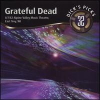 Dick's Picks, Vol. 32: 8/ 7/ 82 Alpine Valley Music Theatre, East Troy, Wi (2CD)