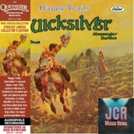 Happy Trails - Paper Sleeve - CD Vinyl Replica [Collector's Edition, Limited Edition, Original recording remastered]