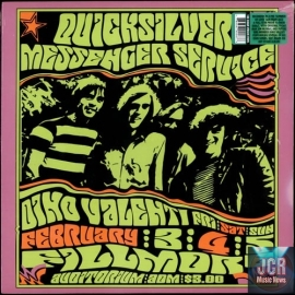 Fillmore Auditorium 4TH Feb 1967 (2 Vinyls)