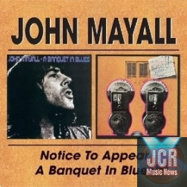 Notice To Appear / A Banquet In Blues (2 CD's)