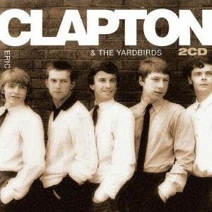 Eric Clapton & The Yardbirds (2 CD's)