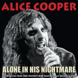 Alone in His Nightmare Live 1975