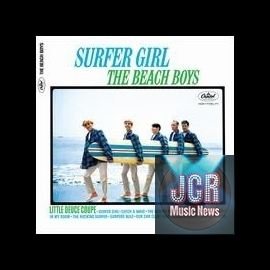 Surfer Girl (With Book, Remastered, Digipack Packaging)