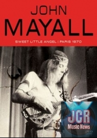 Sweet Little Angel: Paris 1970 (DVD IMPORT ZONE 2)
