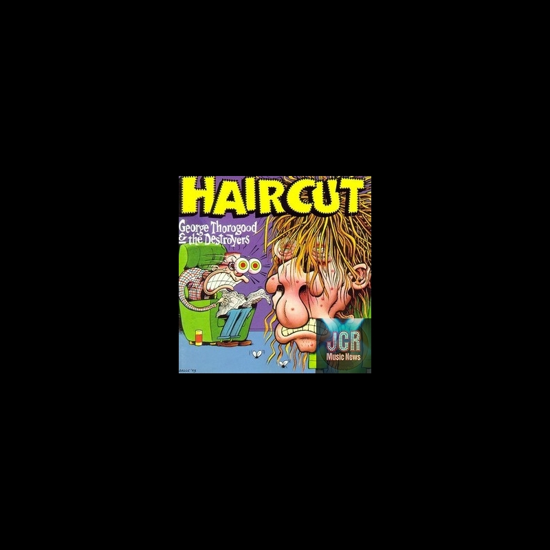 George thorogood haircut