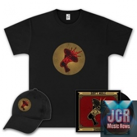 Gov't Mule Shout! CD, LP, Download, Hat, T-shirt, Pin, and Signed Lithograph Bundle