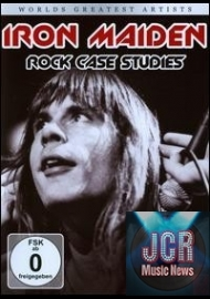 Rock Case Studies: Iron Maiden (2DVD IMPORT ZONE 2)