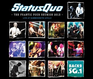 Live! On Stage: Frantic Four Tour (2CD)