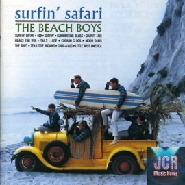 Surfin' Safari (Vinyl)