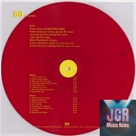 Live at the BBC, London 1968 (LP RED Vinyl – yellow lettering LTD 500 copies)