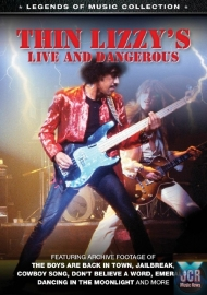 Live and Dangerous (DVD IMPORT ZONE 2)