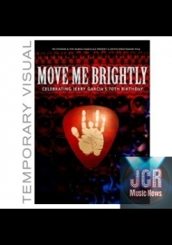 Move Me Brightly – Celebrating Jerry Garcia's 70th Birthday (DVD IMPORT ZONE 2))
