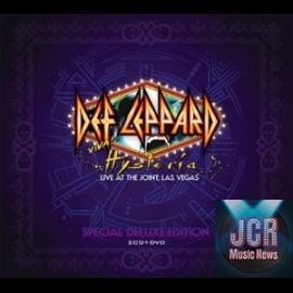 Viva Hysteria Live 2013 (2CD + DVD)