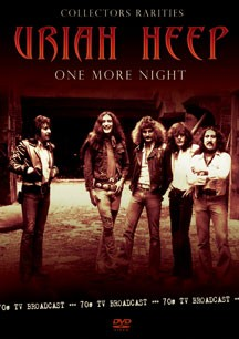 One More Night: Collectors Rarities (DVD IMPORT ZONE 2)