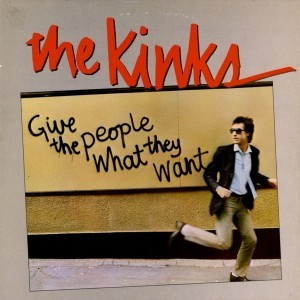 Give The People What They Want ( Vinyl * 180 Gram)