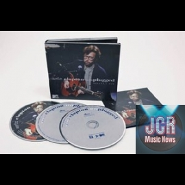 Eric Clapton's 'Unplugged: Expanded and Remastered' CD & DVD