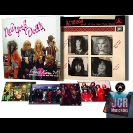 French Kiss 74 + Actress - Birth Of The New York Dolls [Box set]