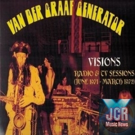 Visions - Radio & TV Sessions June 1971 - March 1972 (Vinyl)