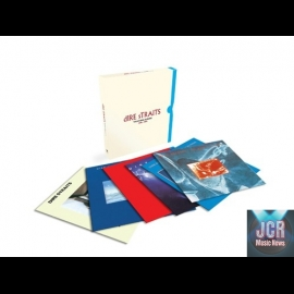 Dire Straits: The Complete Studio Albums 1978-1991 [VINYL] [Box set]