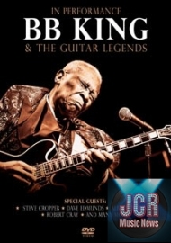 & The Guitar Legends: In Performance (DVD IMPORT ZONE 2)