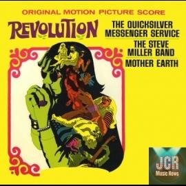 Quicksilver Messenger Service/Steve Miller..Revolution - Soundtrack