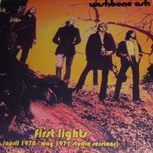 First Lights (April 1070 - May 1971 Studio Sessions)(Vinyl)