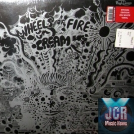 Wheels Of Fire - In The Studio (Vinyl)