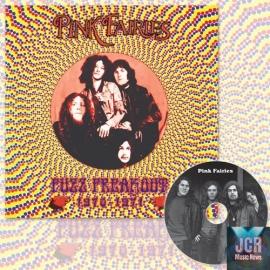 PINK FAIRIES - FUZZ FREAKOUT 1970-1971 (+CD)