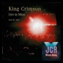 King Crimson Collectors Club Live in Milan June 20 2003 (2CD)