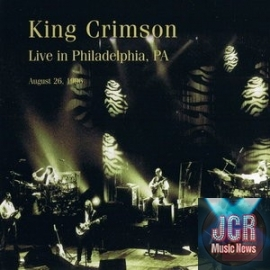 King Crimson Collectors Club Live in Philadelphia 1996*2008 (2CD)