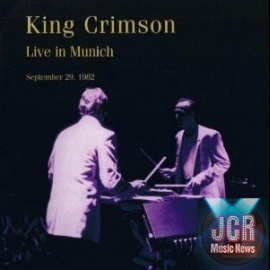 King Crimson Collectors Club Live in Munich Sept 29 1982