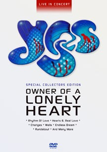 Owner Of A Lonely Heart: The Best Of (DVD IMPORT ZONE 1)