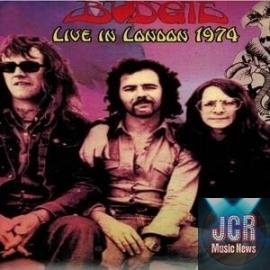 Live In London 1974 (Vinyl)