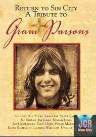 Return To Sin City: A Tribute To Gram Parsons (DVD IMPORT ZONE 1)
