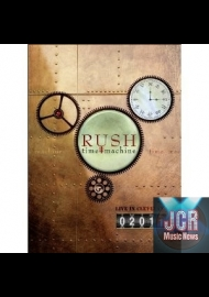 Rush Time Machine 2011: Live In Cleveland (DVD IMPORT ZONE 2)