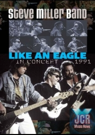Like An Eagle - In Concert - 1991 (DVD IMPORT ZONE 2)