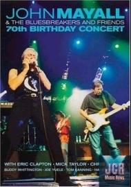 70th birthday concert live 2003 (DVD IMPORT ZONE 2)