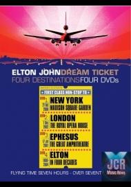 dream ticket*four destinations (4 DVD IMPORT ZONE 2)