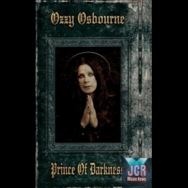 Prince of Darkness (COFFRET 4 CD + LIVRE)