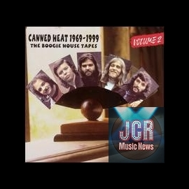 Canned Heat 1969-1999: The Boogie House Tapes, Vol. 2 (2 CD)