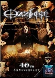 Ozzy Osbourne's Ozzfest Xth Anniversary (DVD IMPORT ZONE 1 + CD)