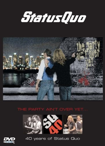 The Party Ain't Over Yet (2 DVD IMPORT ZONE 2)