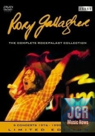 The Rockpalast Collection (3 DVD IMPORT ZONE 2)