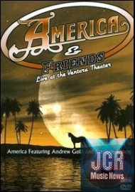 America and Friends: Live at the Ventura Theater (DVD IMPORT ZONE 1)