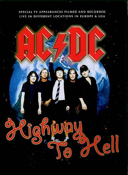 ac dc highway to hell live dvd import zone 2 jcrmusicnews. Black Bedroom Furniture Sets. Home Design Ideas