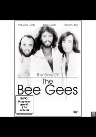 The Official Story of the Bee Gees (DVD IMPORT ZONE 2)