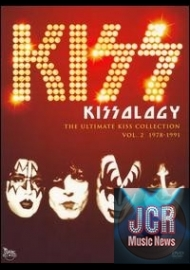 Kissology Volume II 1978-1991(4 DVD IMPORT ZONE 2)